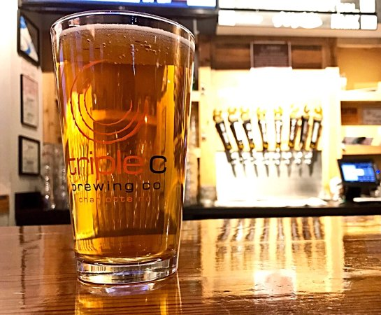 Photo of Restaurant Triple C Brewing Co at 2900 Griffith St, Charlotte, NC 28203, United States
