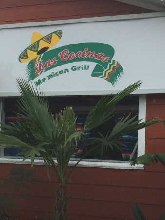 Bastrop, TX: Restaurant Front