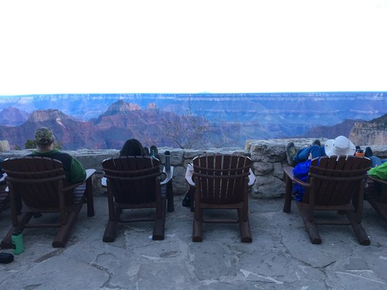 Grand Canyon Lodge - North Rim: North Rim Lodge