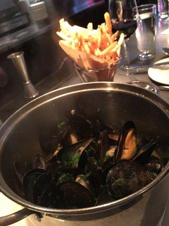 Flex Mussels Picture Of Flex Mussels New York City Tripadvisor