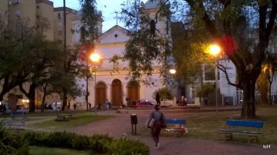 Praça Dom Sebastião