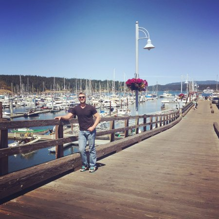 Puget Sound Express - Day Trips: Friday Harbor