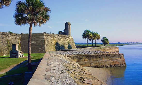 Castillo de San Marcos National Monument