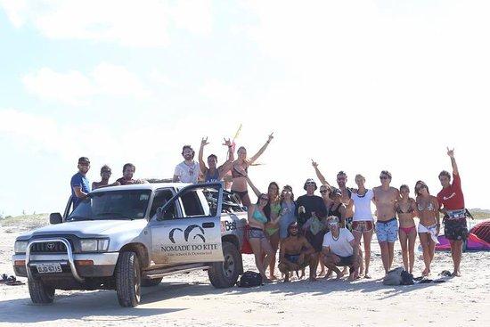 Nomade do Kite