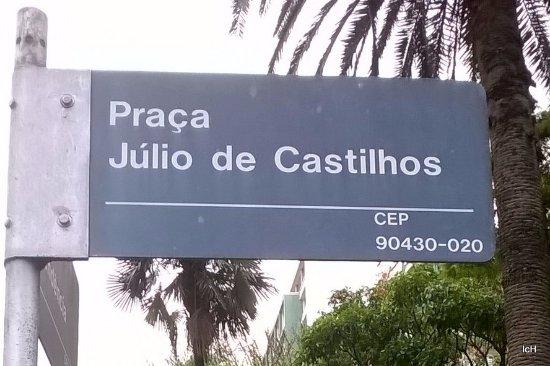 Praça Júlio de Castilhos
