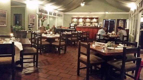 The Rock : Insider restaurant