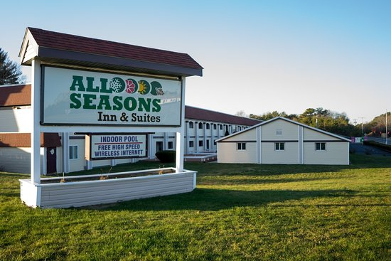 Bourne, MA: All Seasons Inn & Suites - 1