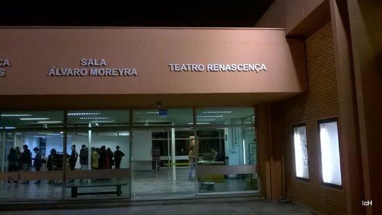 Centro de Cultura Lupicinio Rodrigues - Sala Alvaro Moreyra Theater