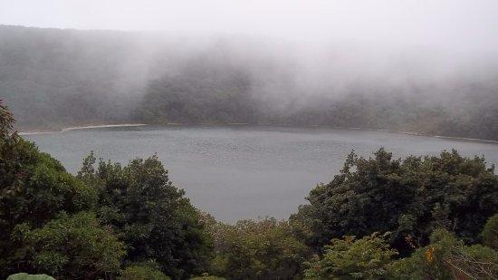 Национальный парк Поас-Волькано, Коста-Рика: la laguna botos  en el poas