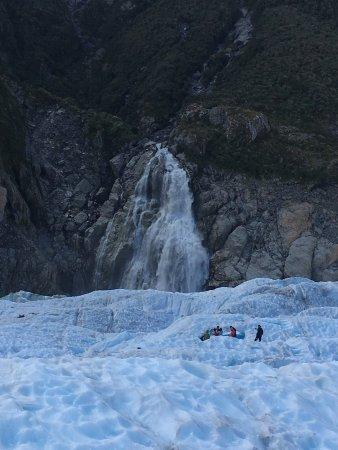 フォックス氷河 Picture
