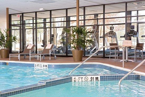 Indoor Pool & Fitness Center