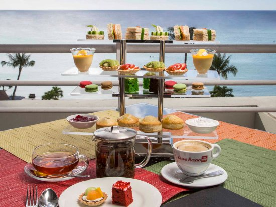 Afternoon Tea by Prego available daily from 2PM-5PM. Call 647-1020 for reservations. Walkins wel
