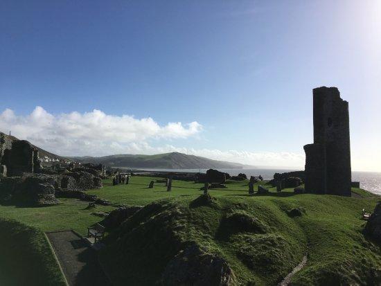 Aberystwyth, UK: Castle