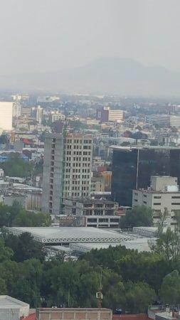 Fiesta Americana Reforma: The View
