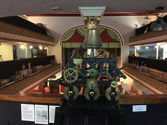 Aberystwyth, UK: Horloge