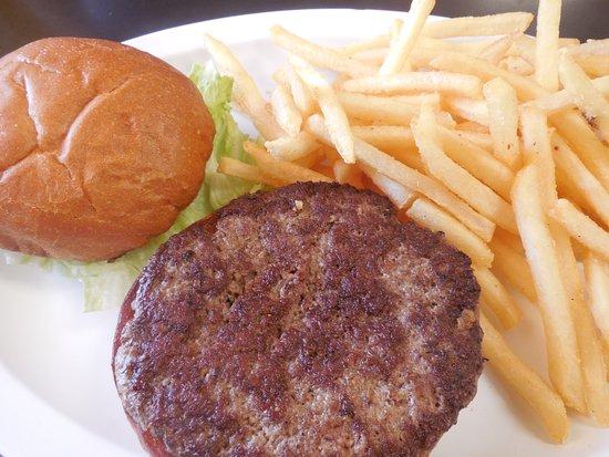 Pahrump, NV: Hamburger / fries