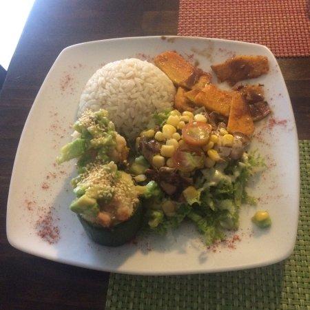 Restaurante Vegetariano Rushi