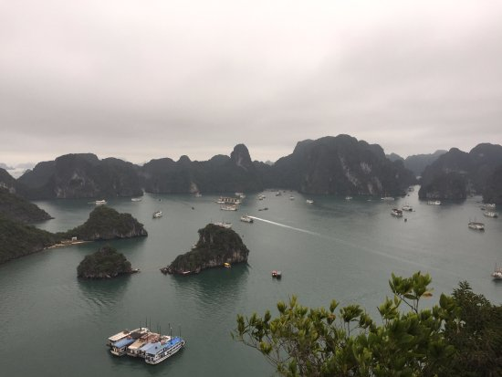 Impress Travel Company Limited - Day Tours: Halong Bay