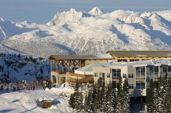 Whistler Private Coach Transfer from Vancouver Airport
