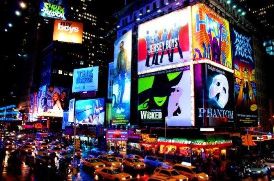 Small-Broadway Theatre District och ...