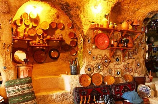 Full-Day Cappadocia Tour med Lunch ...