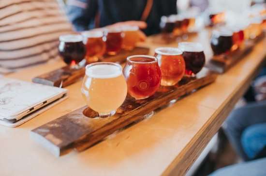 Vancouver Craft Brewery and Food Tour