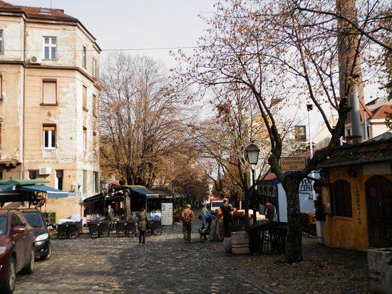 Photo of Monument / Landmark Skadarlija at Skadarska Ulica, Belgrade, Serbia