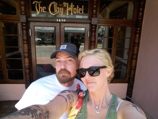 클레이 호텔 사진