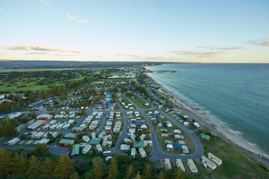 Adelaide Shores Caravan Park Photo