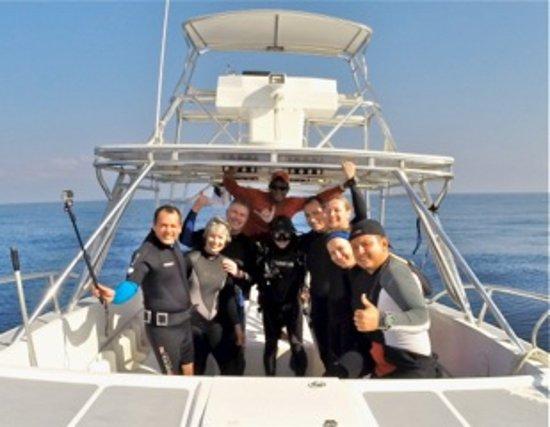 Seagrape Plantation Resort: The best dive group!