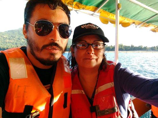Lake Caburga: con la bruja