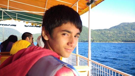 Lake Caburga: muerto de miedo