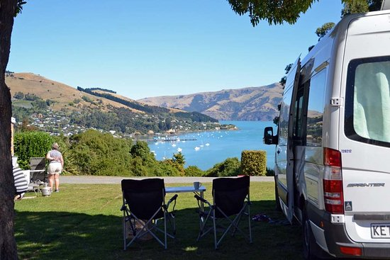 Akaroa TOP 10 Holiday Park ภาพถ่าย