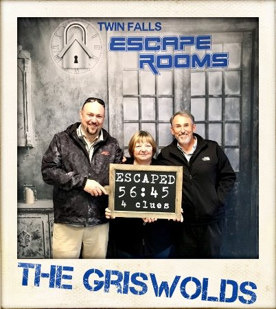 Twin Falls, ID: The Griswolds