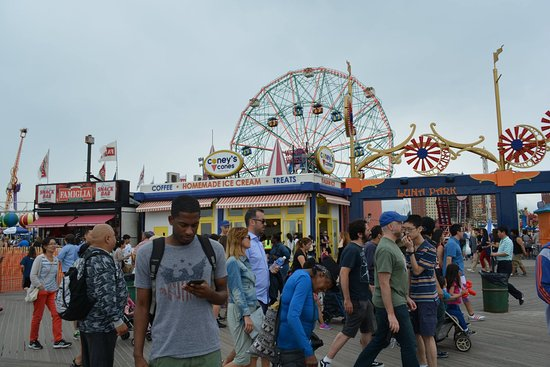 Coney Island Tours From Manhattan