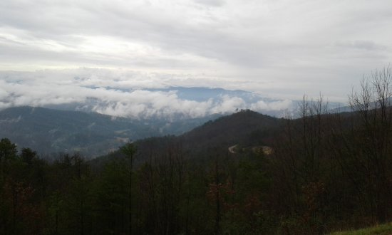 Townsend, TN: Foothills Parkway