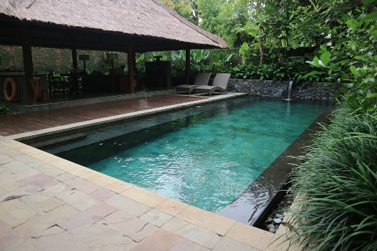 Kayumanis Ubud Private Villa & Spa: Pool in the villa