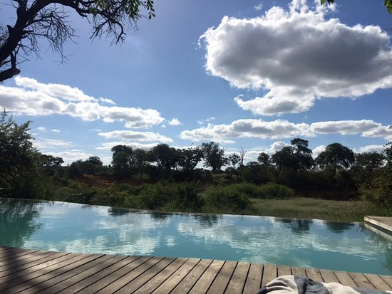 Ngala Private Game Reserve, Νότια Αφρική: In between game drive relaxation