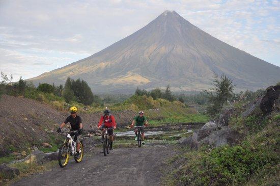Luzon, Filippinerna: Mayon Volcano