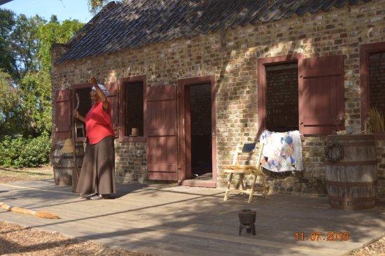 Mount Pleasant, Carolina del Sur: Geechee and Gullah Culture