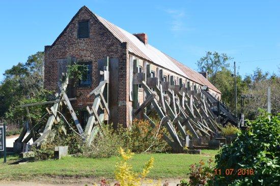 Mount Pleasant, Carolina del Sur: The old mill