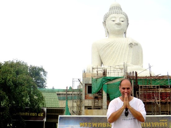Chalong, Thailand: Big Buddha is really Amazing
