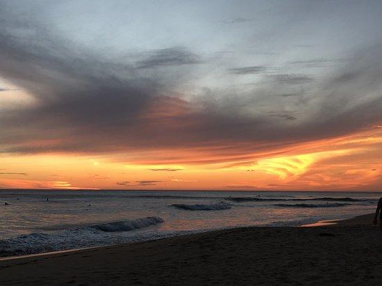 La Marejada Hotel: Spectacular sunset
