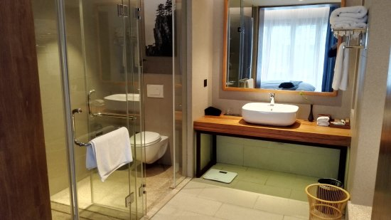 Yueqing, Chiny: Bathroom / suite