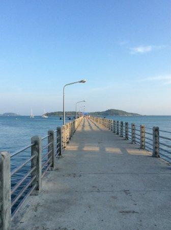 Раваи, Таиланд: Rawai landing pier