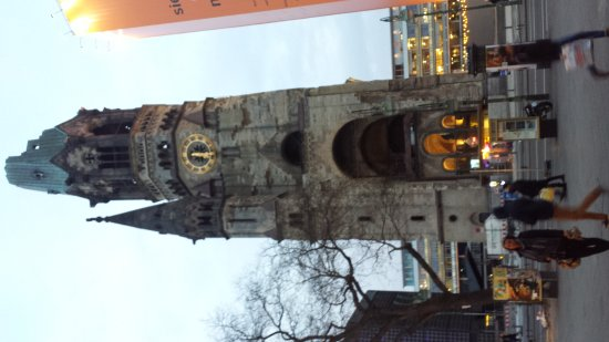 Photo of Monument / Landmark Kaiser Wilhelm Memorial Church at Breitscheidplatz, Berlin 10789, Germany