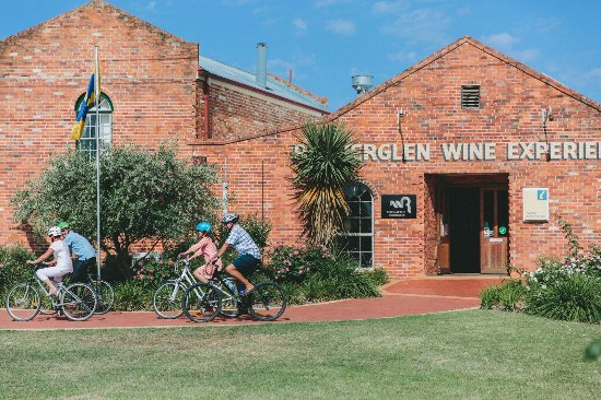 Rutherglen Wine Experience and Visitor Information Centre