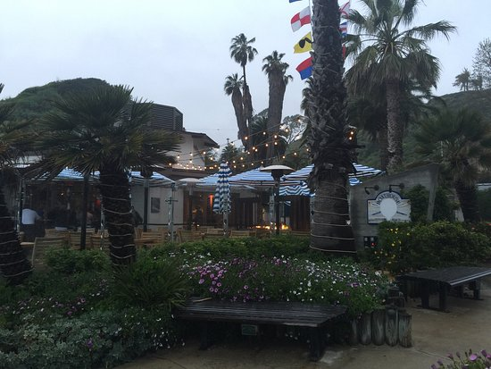 Photo of American Restaurant Boathouse at Hendry's Beach at 2981 Cliff Dr, Santa Barbara, CA 93109, United States