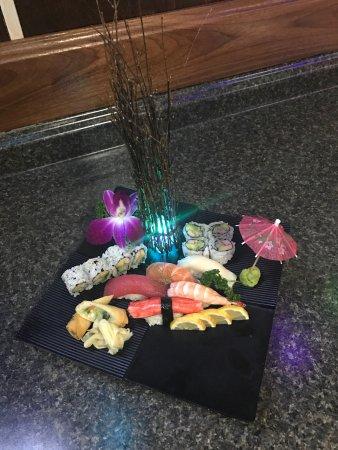 ลีดส์, อลาบาม่า: Sushi Bento
