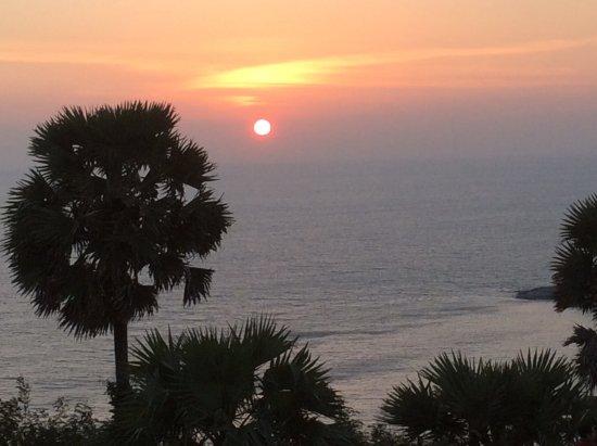 راواي, تايلاند: Sunset